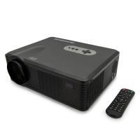 Мини проектор Excelvan CL720 (черный) - 2