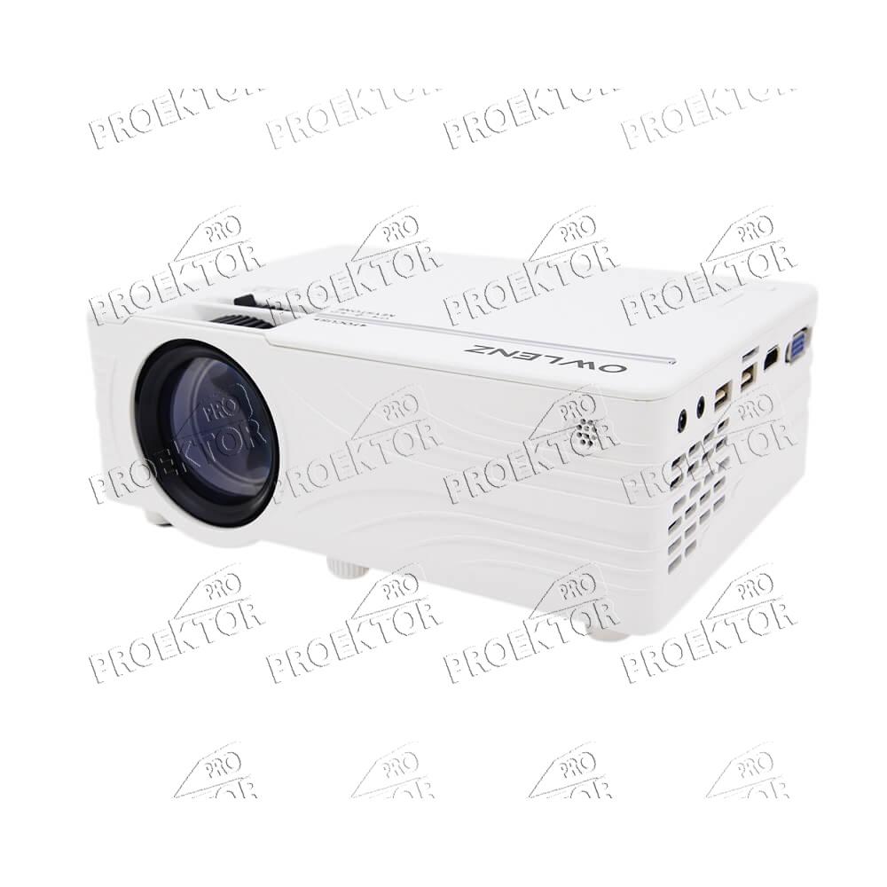 Мини проектор Owlenz SD100 Wi-Fi